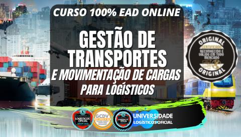 GESTÃO DE TRANSPORTE E MOVIMENTAÇÃO DE CARGAS PARA LOGÍSTICOS
